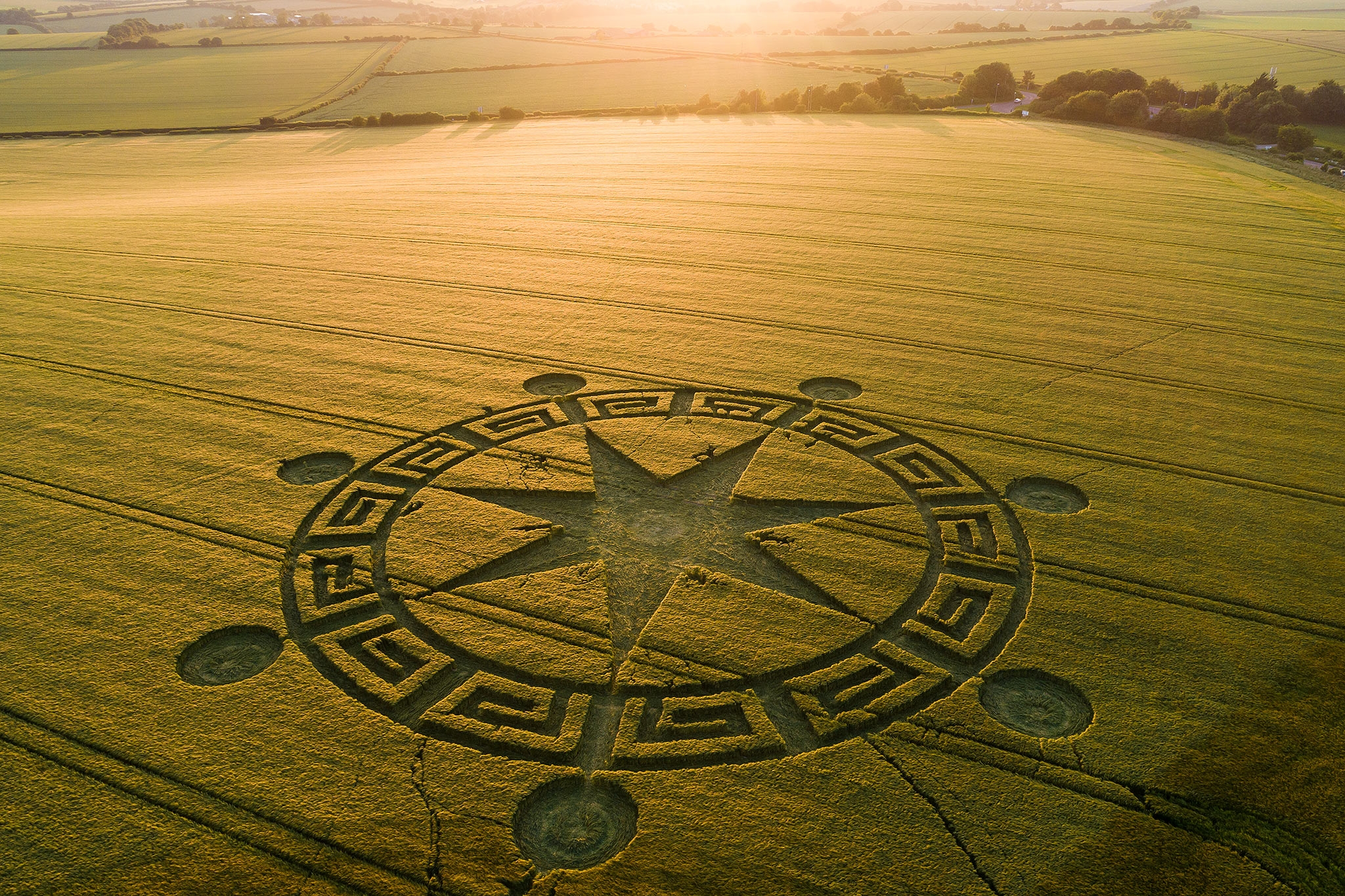 Inside the mystical world of crop circle tourism | Travel