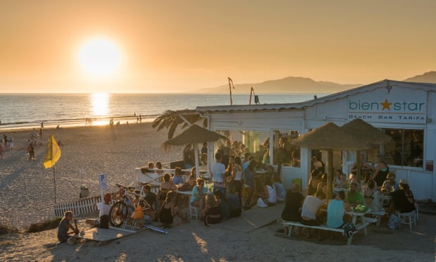Tip a great beach cafe or bar in Europe for a chance to win