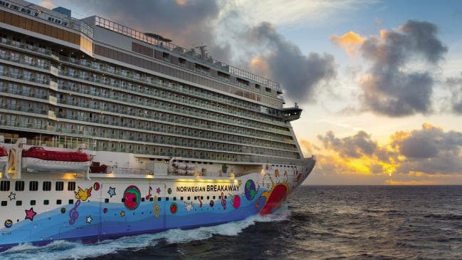 Passenger gets kicked off cruise ship after calling ...